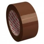 Buff Tape 100m Brown (6 Pack)