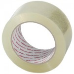 Buff Tape 100m Clear (6 Pack)