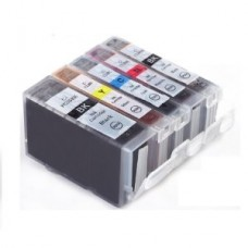 Compatible Canon PGI-450XL and CLI-451XL Ink Cartridges Multipack